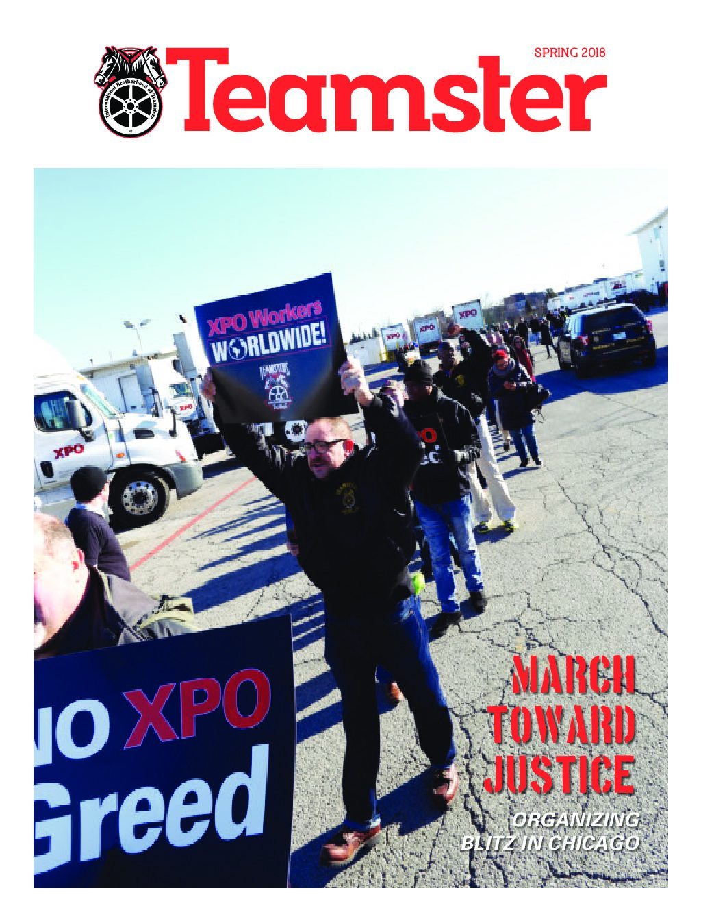 Teamster Magazine Spring 2018