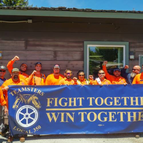 City of Los Altos Teamsters Ratify New Agreement!