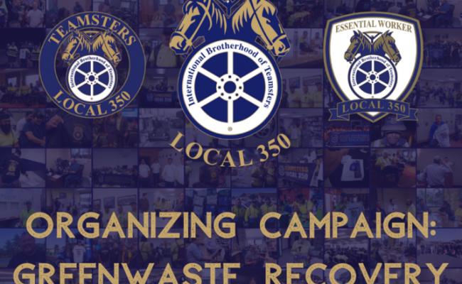 Organizing Campaign: GreenWaste Recovery, San Jose