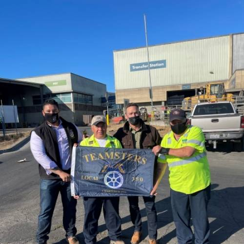 South Bay Recycling Facility Operations Ratify Historic Agreement!