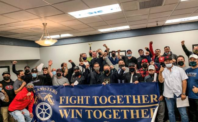 South San Francisco Scavengers Ratify Most Lucrative Contract In Its History